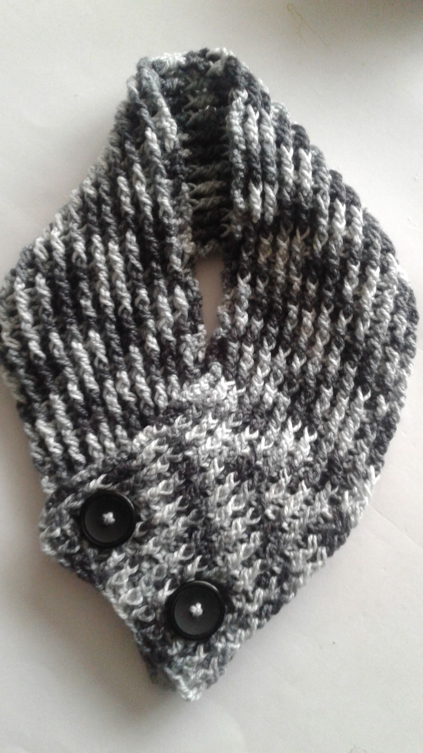 Arte Crochet Perú by Rosa Forno Collection CUELLERA   #KnitScarf Our ...