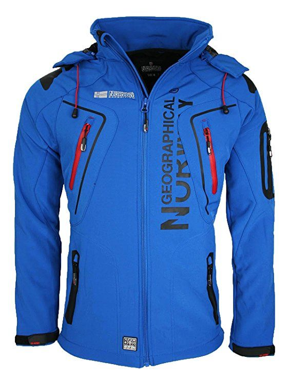 Geographical Norway Softshell para hombre