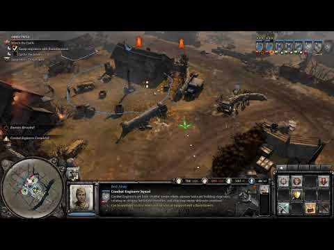 Company Of Heroes 2 Soviet Campaign Mission 2 Scorched Earth