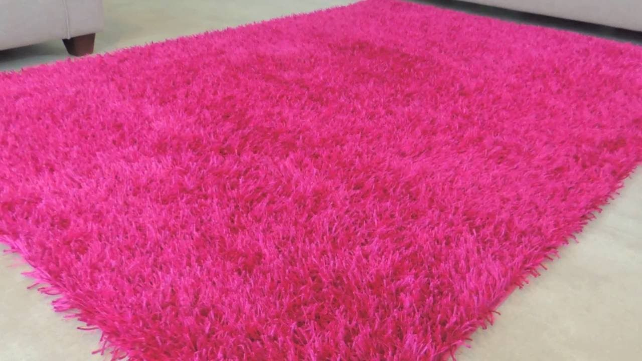 Etourdissant Tapis Rose Fushia Decoration Francaise Tapis Rose