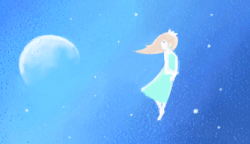 Supper Mario Broth The Final Chapter Of Rosalina S Storybook In Super Galaxy Art Cute Drawings Super Mario