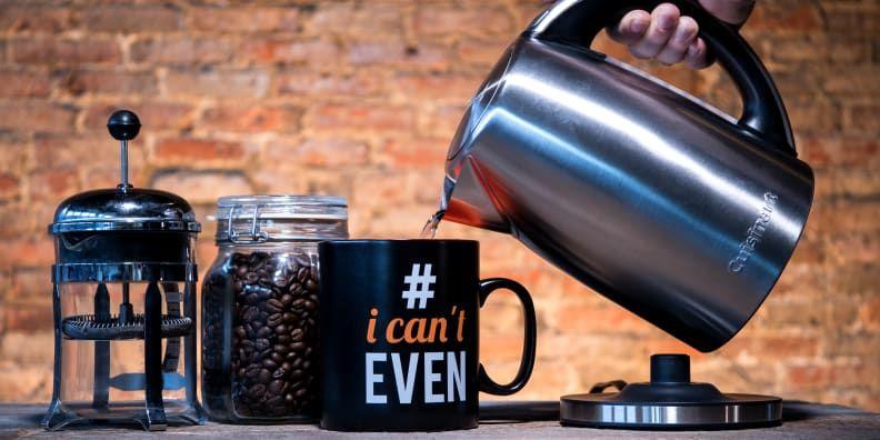 how to clean breville espresso machine with vinegar
