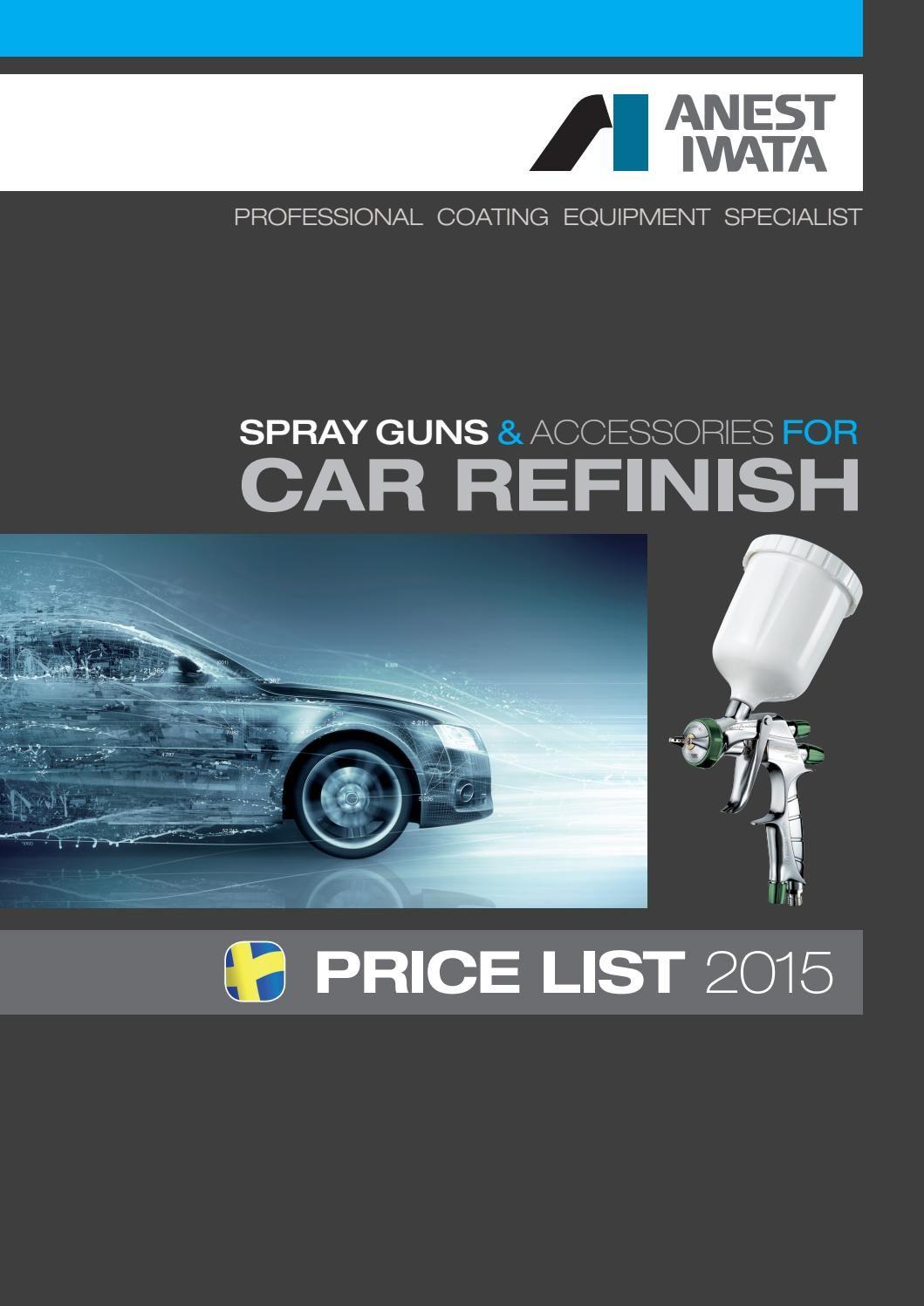 Car refinish 2015