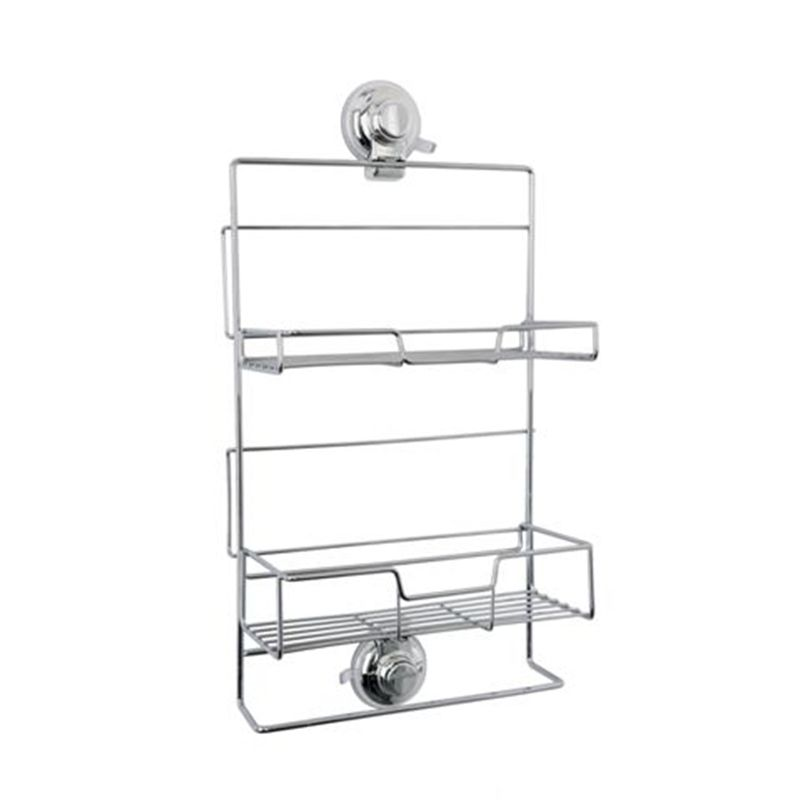 Find naleon classic suction shower caddy at bunnings