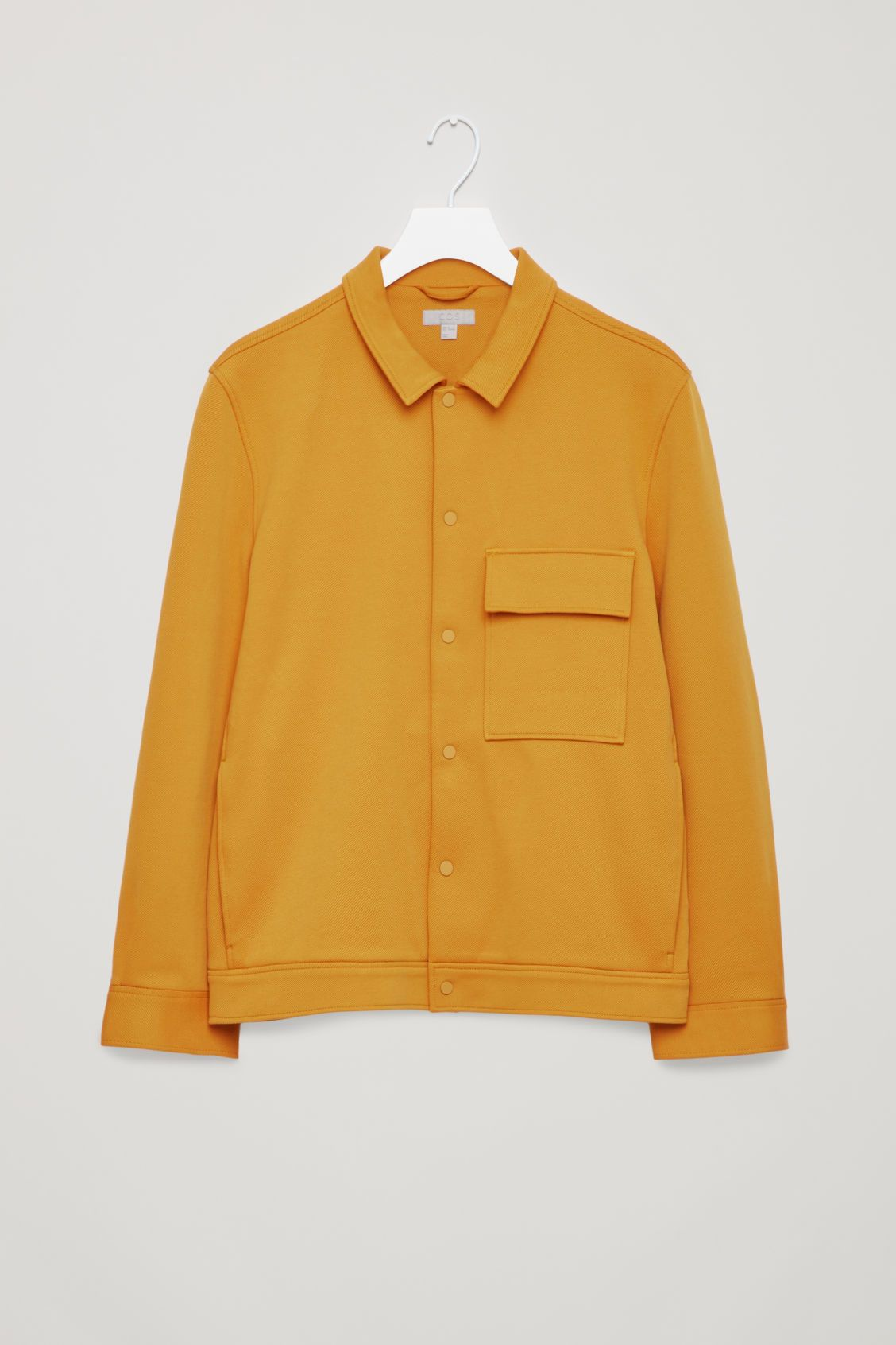 14acd0dd COS COTTON-TWILL SHIRT JACKET. #cos #cloth # | Cos in 2019 | Twill ...