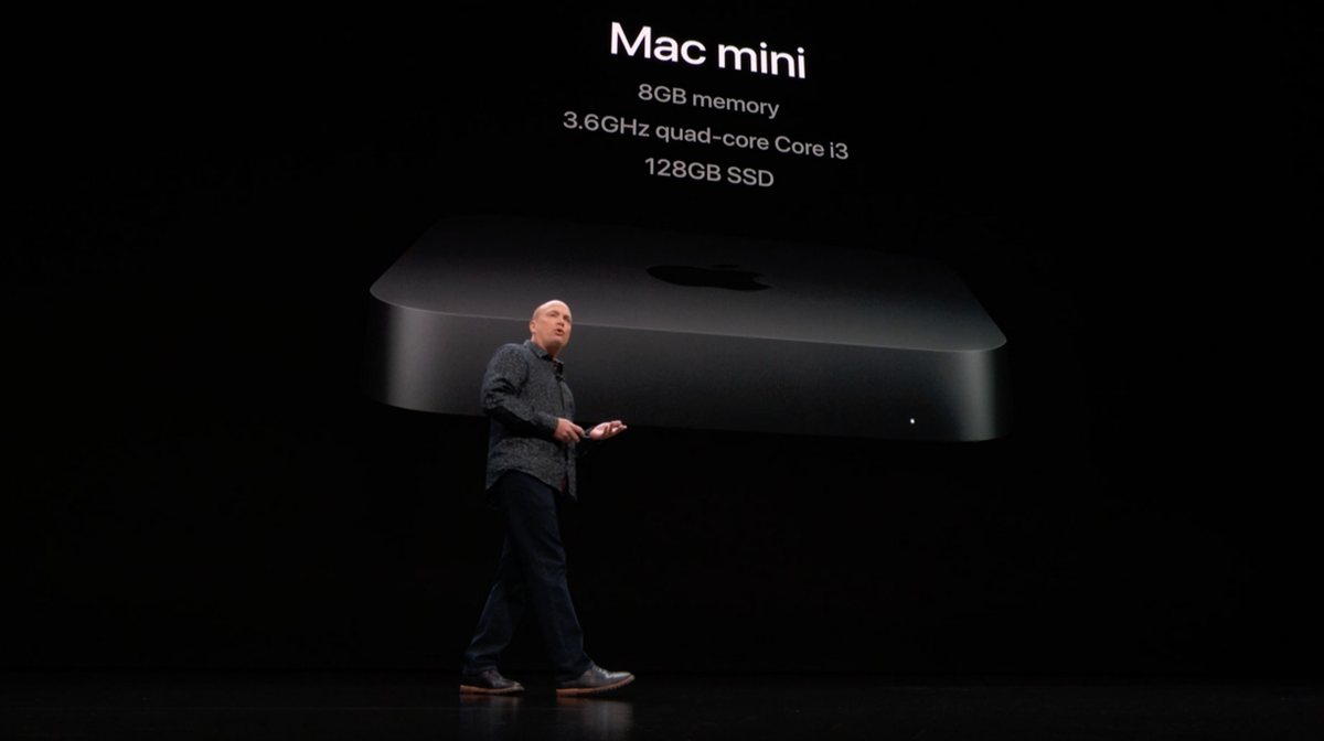 The Mac Mini Is Back With A Much Needed Update (With
