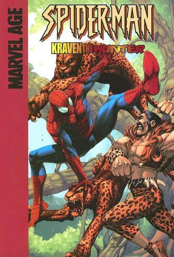 A Cover Gallery For The Comic Book Marvel Age Spider Man