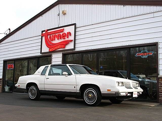 1984 Oldsmobile Cutlass Supreme Brougham | cars | Oldsmobile