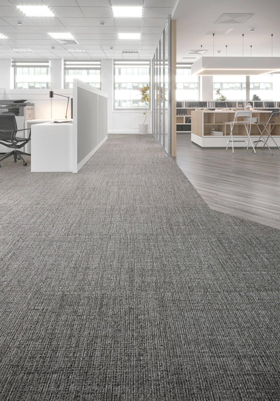 Carpet Tile Interthread Tile Deep Navy Mohawk Group Carpet