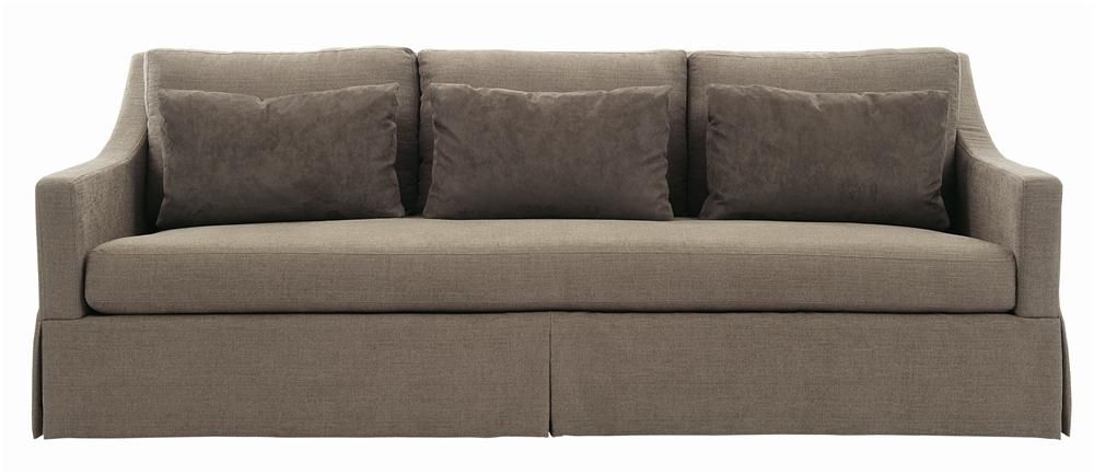 Ordinaire Interiors   Sofas Albion Sofa With Skirted Base By Bernhardt At Sprintz  Furniture