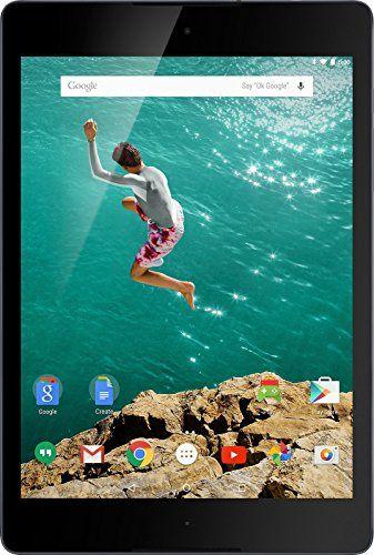 HTC Google Nexus 9 32GB Unlocked GSM 4G LTE Android 5.0 (Lollipop) Phone / Tablet PC - Indigo Black