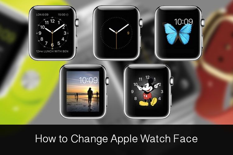 How to Change or Customize Apple Watch Face in Just 8