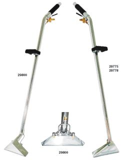 Floor Wands For Portable Carpet Extractors Dultmeier Sales Cleaning Upholstery Flooring Portable