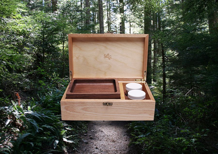 Pin by Cedar & Finch on Stash Boxes (With images