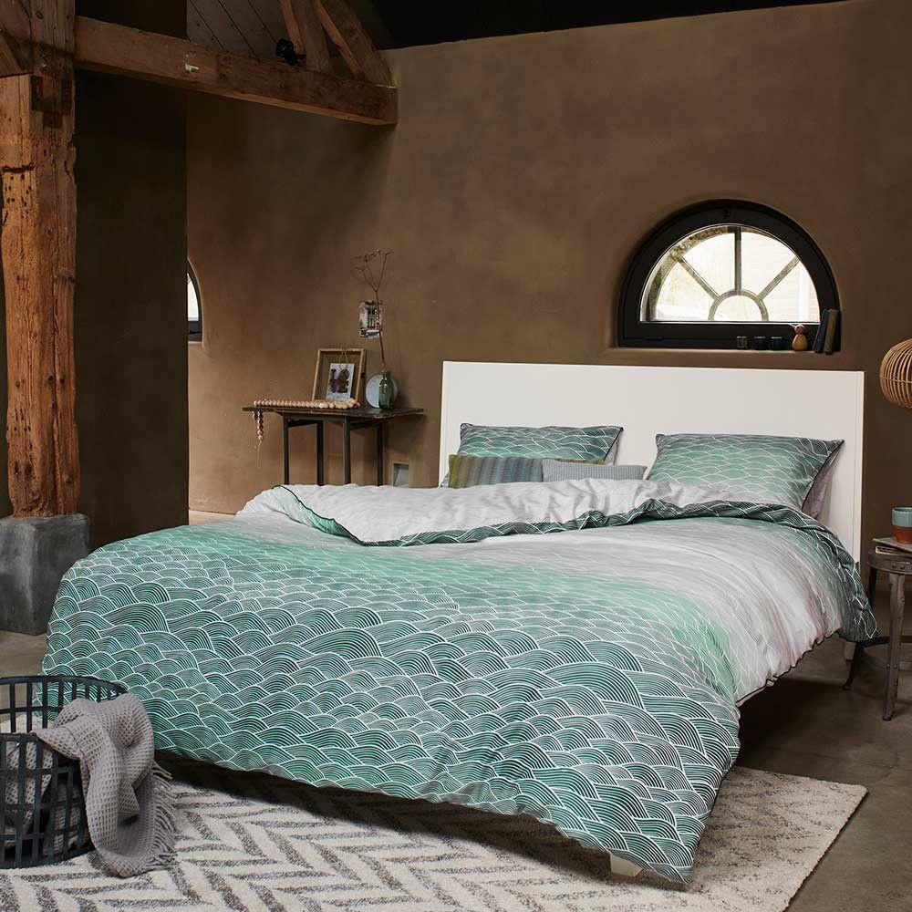 Esprit Wave Draaifauteuil.This Evan Green Bedding From Esprit Will Make A Great Centerpiece