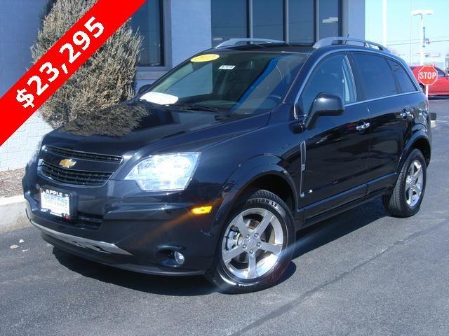 2012 Chevrolet Captiva Sport Ltz Awd Sold Applechevy Com