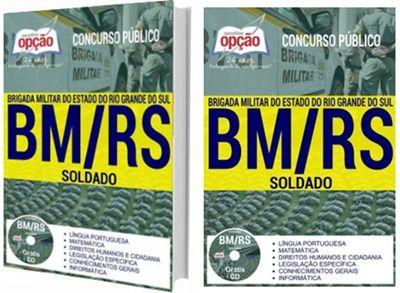 Apostila Concurso Brigada Militar Rs 2017 Concurso Brigada