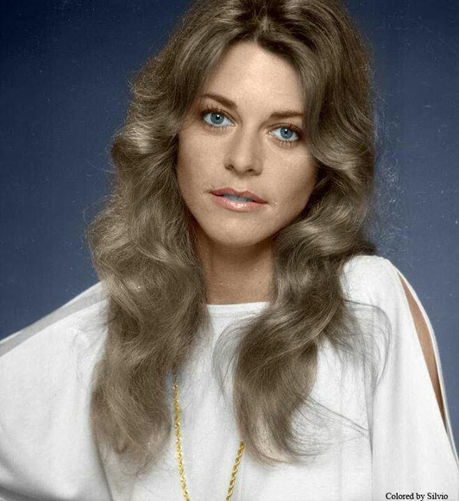 Lindsay Wagner   Bionic woman, Tv icon, Lindsay