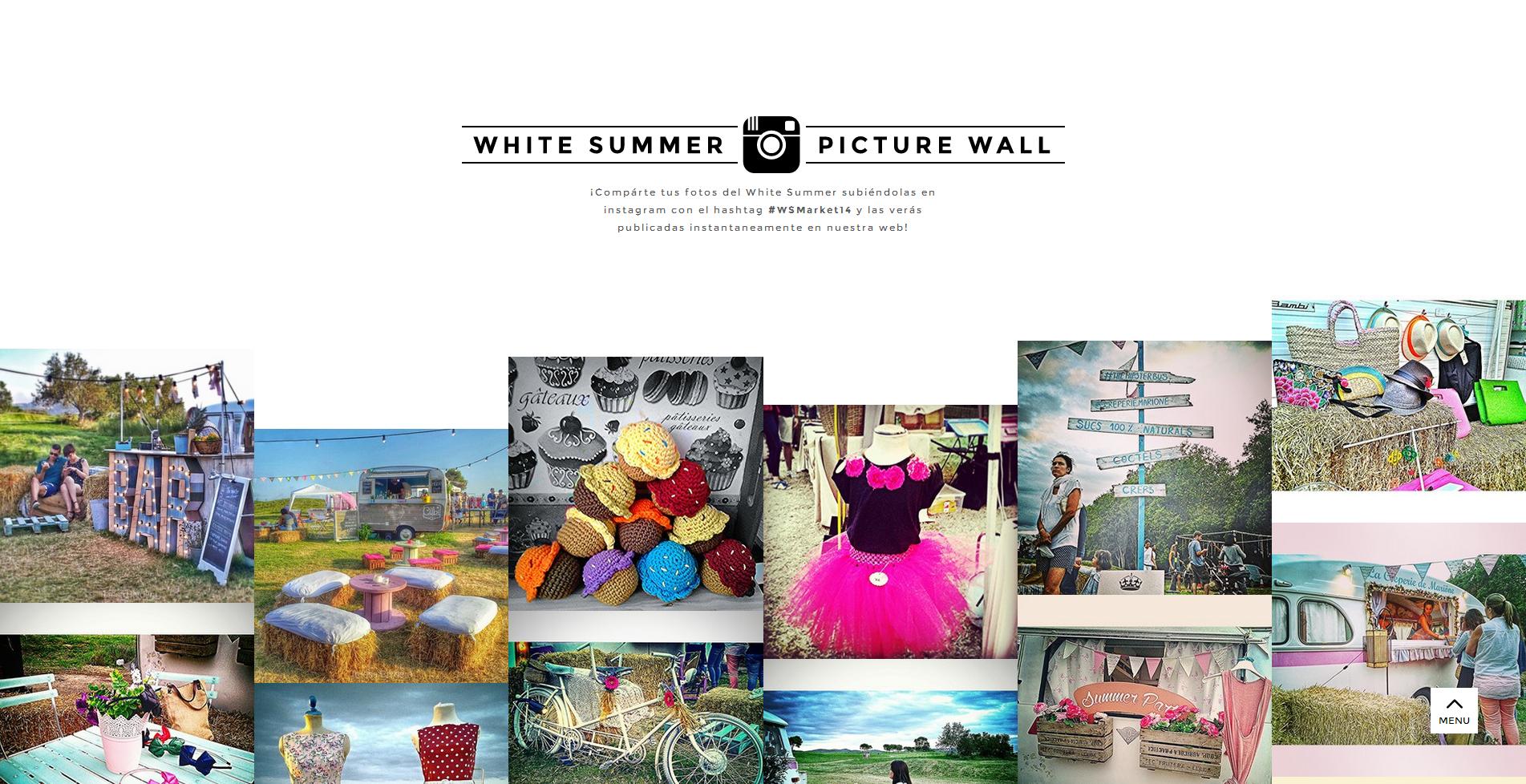 SOCIAL WALL www.whitesummer2014.es