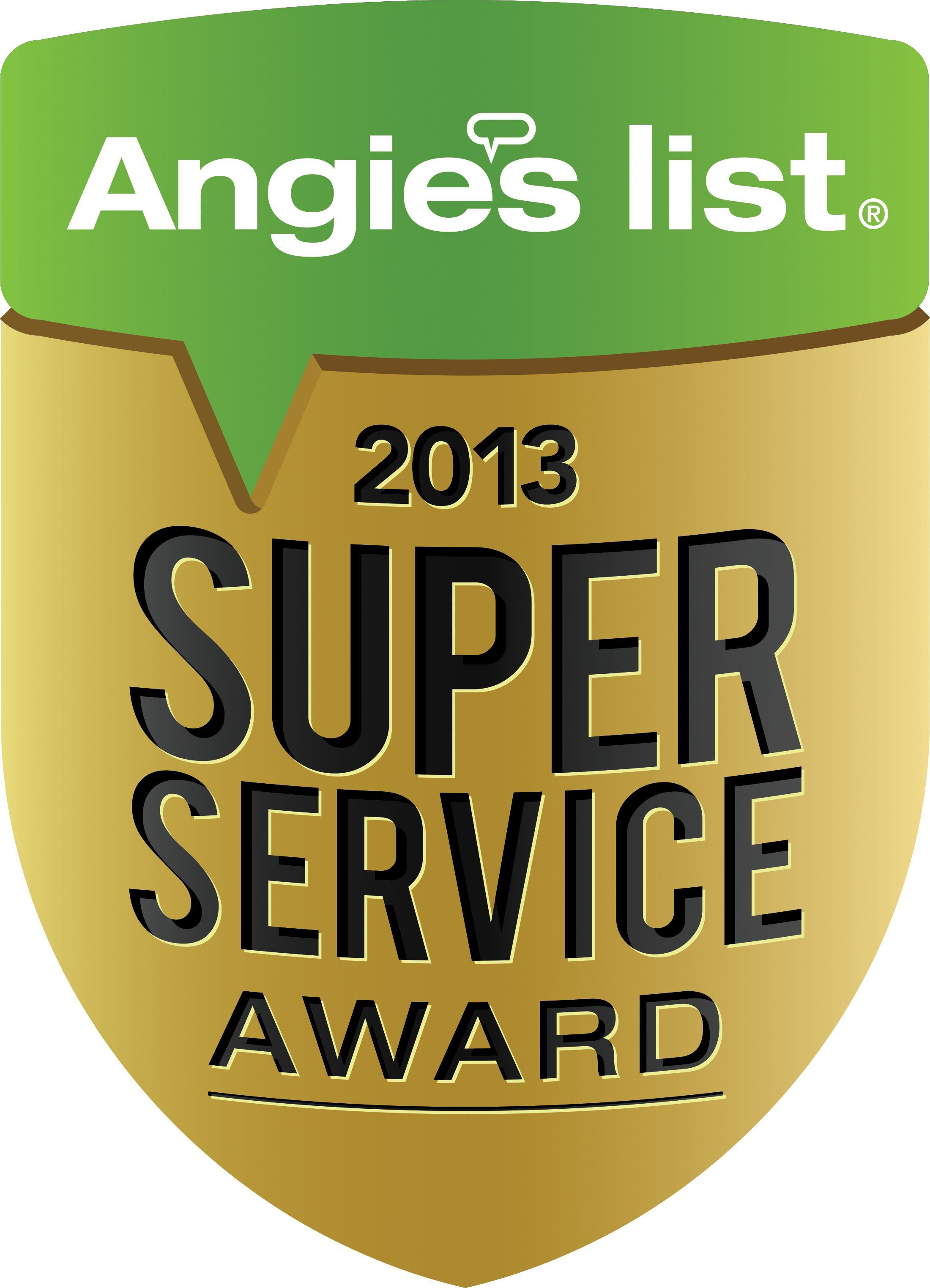 Thank you FTS satisfied customers! Service awards