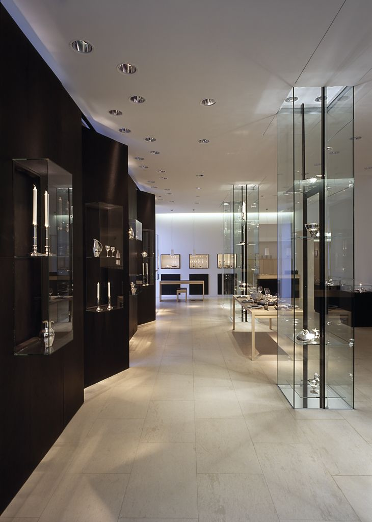 Georg Jensen - World Wide Brand Store Concept