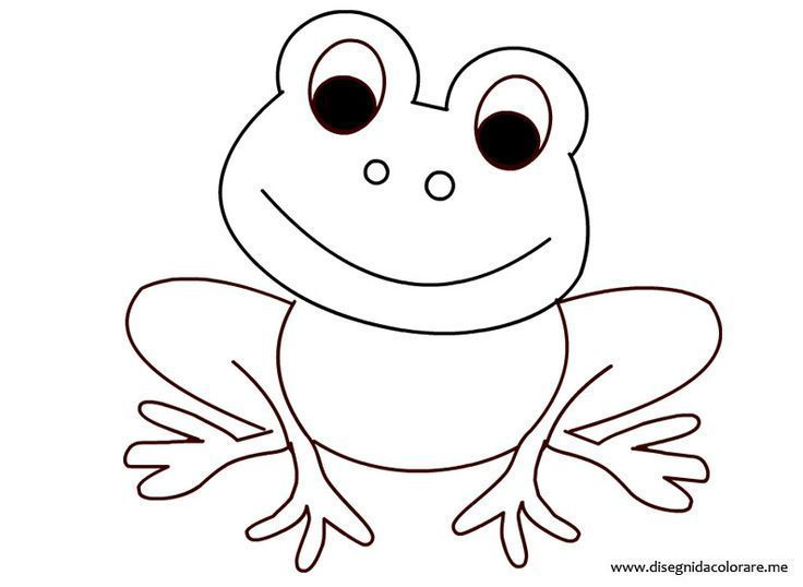 Popular Colorings Net Frog Coloring Pages Coloring Pages Animal Coloring Pages