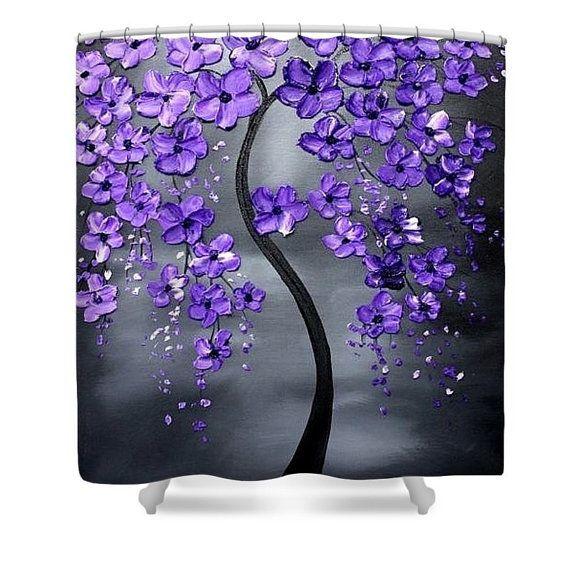 Designer shower curtaincontemporary home decormodern by artmod