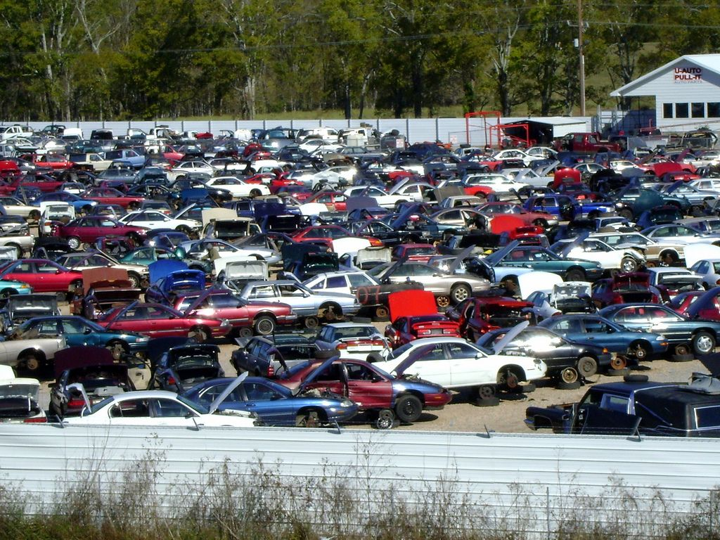 Once image by Peter Newell New cars, Car lot, Car