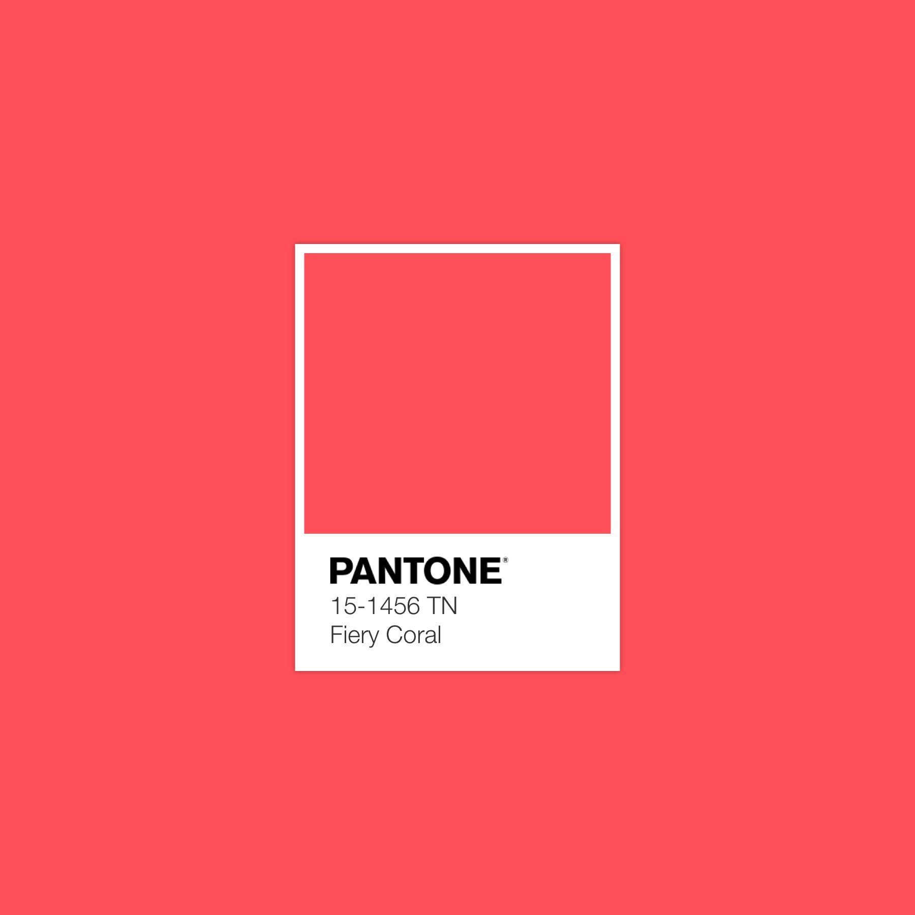 pantone fiery coral luxurydotcom color palette black 3c 8062 c