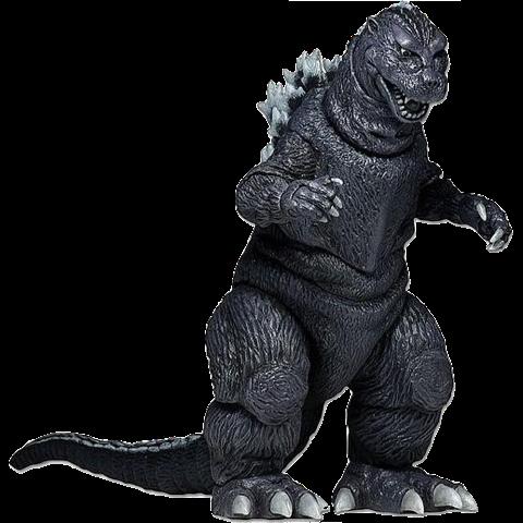 Godzilla 1954 Black White Action Figure Pitty