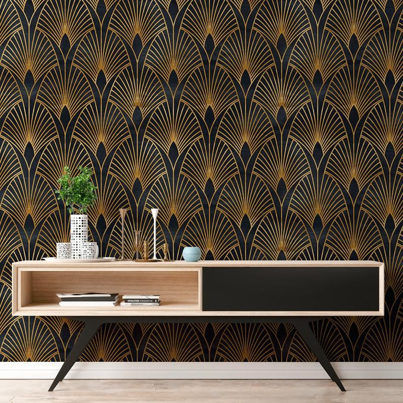 Removable Wallpaper Peel And Stick Wallpaper Wall Paper Wall Etsy In 2021 Wall Wallpaper Mural Wall Art Removable Wallpaper