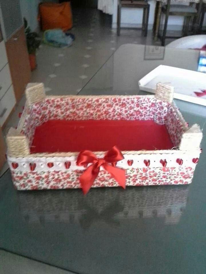 Pin De Araceli Ruiz Diaz Moudelle En Caixes De Fruita Caja De Fresas Decorada Caja De Frutas Decoradas Cajas Decoradas