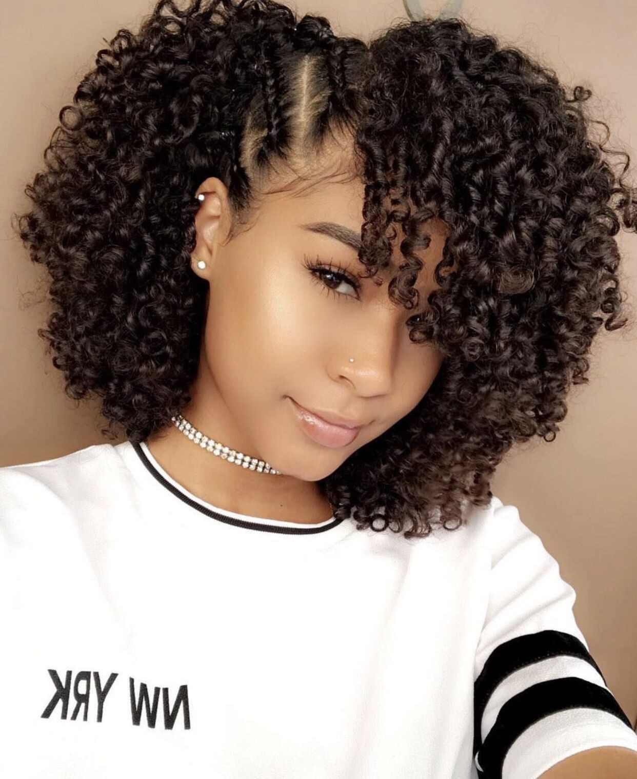 Youtube Naturally Mystique Pinterest Champagnemamii Jae Haircareforcurlyhair Haircar Natural Hair Styles Curly Hair Styles Naturally Curly Hair Styles