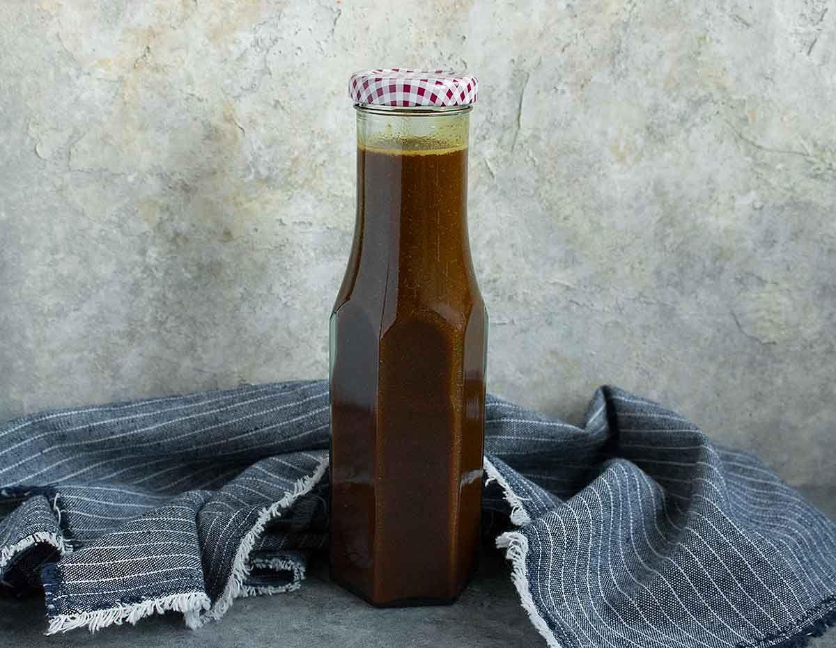 Vegan Worcestershire Sauce Recipe Vegan Worcestershire Sauce Sauce Worcestershire Sauce