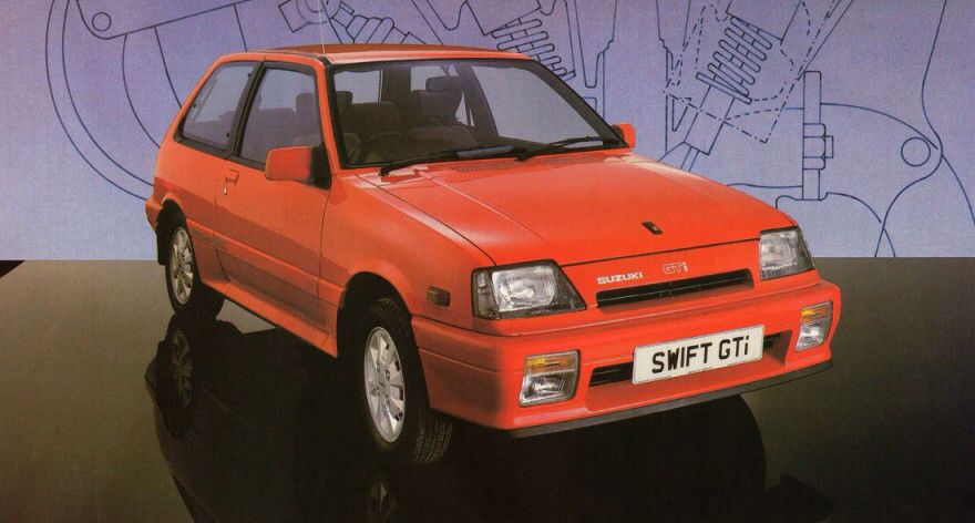 Suzuki Swift Gti 1988 Autos Coches Cosas Para Comprar