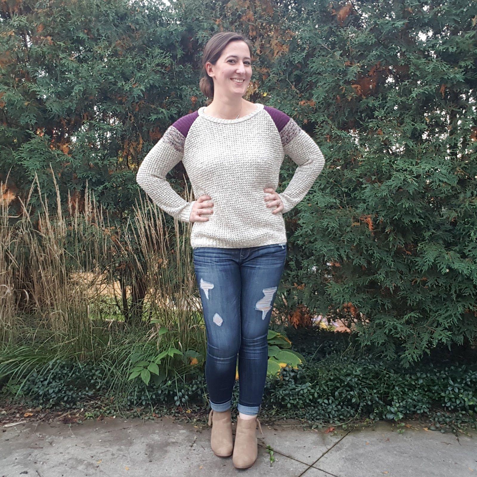 Stitch Fix Absolutely Pawny Pullover Sweater #stitchfix