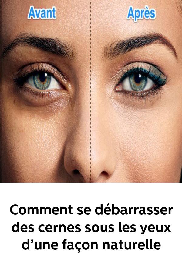 masque anti cernes yeux