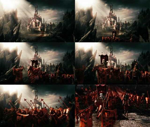 The Army Of Red