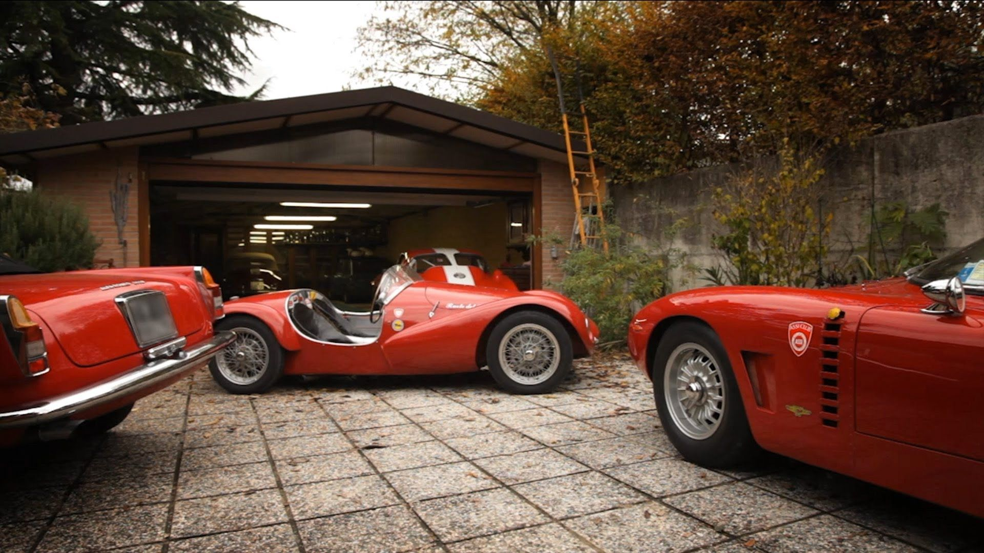 Porsche, Ferrari, Bizzarrini and other fundamental steps in life ...