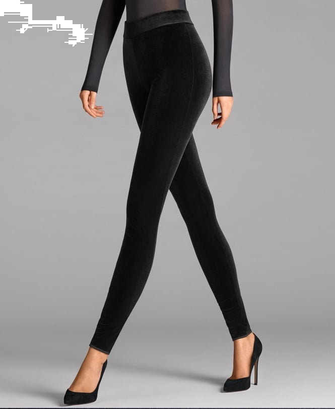 877a1024e3a9a Image result for wolford black velvet leggings | The Goods | Black ...
