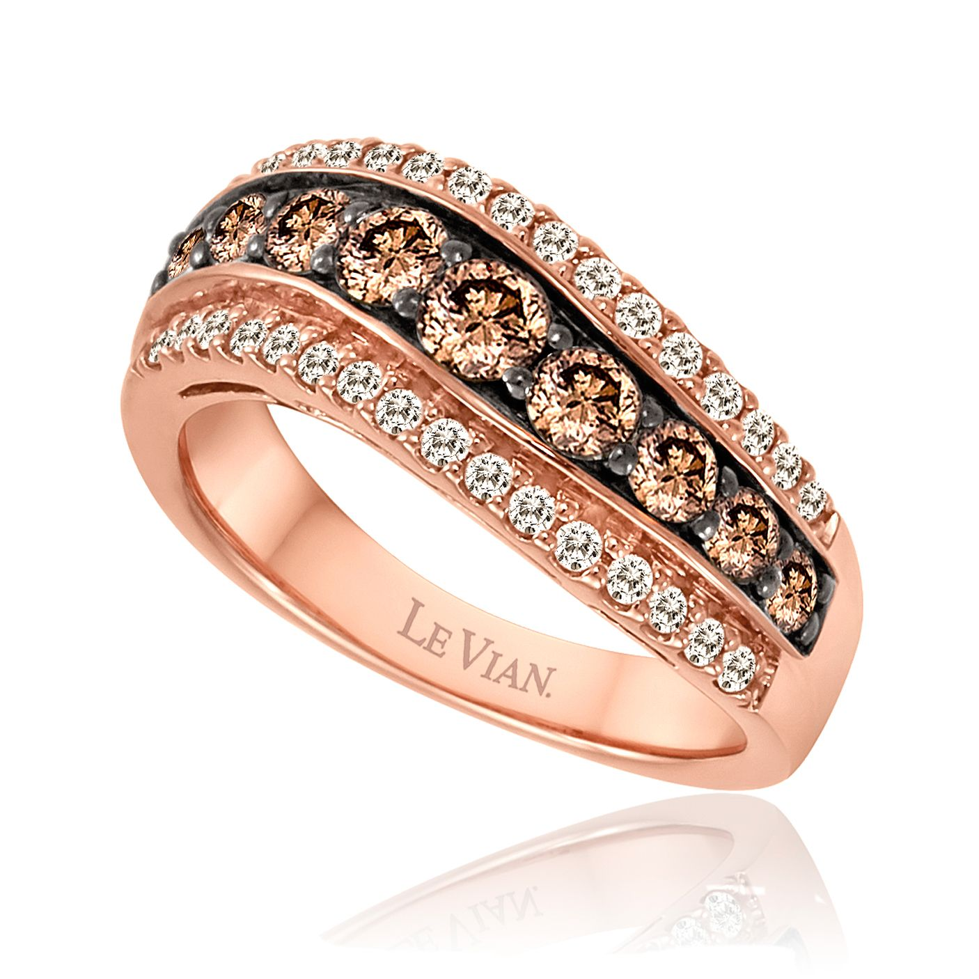 I saw this ring on a TV commercial for Jared jewelry and loved it so