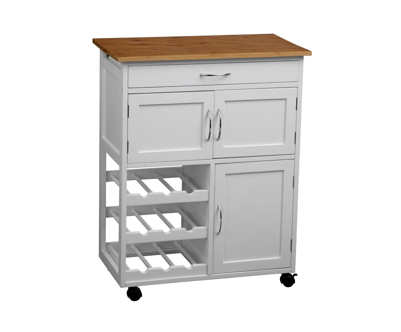 kitchen cabinet on wheels | Displays | Kitchen trolley ...