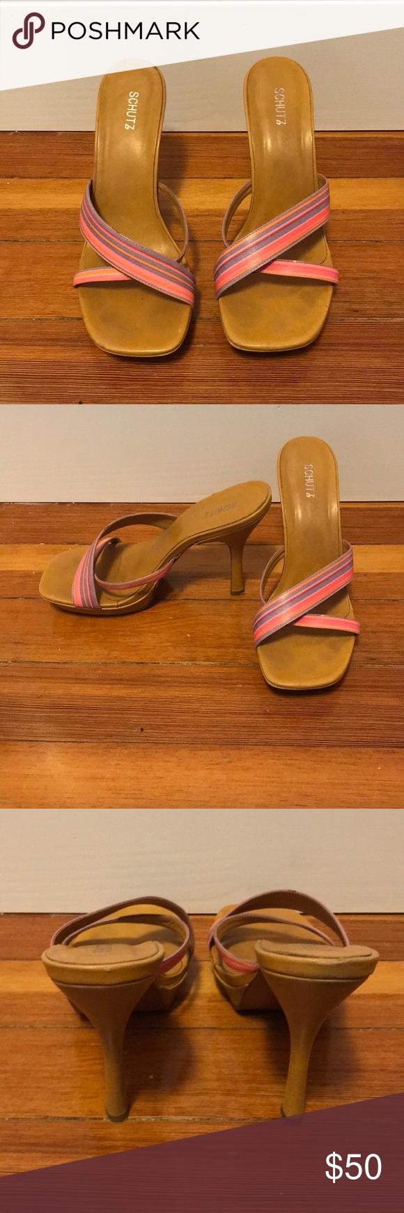0f2e3584eff1 Kate Spade Polka Dot Calf Hair Slingback Heels in 2018