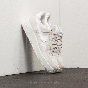 online store 75998 ee6d4 Nike Air Force 1 ´07 Premium WMNS Light Bone  Metallic Summit White