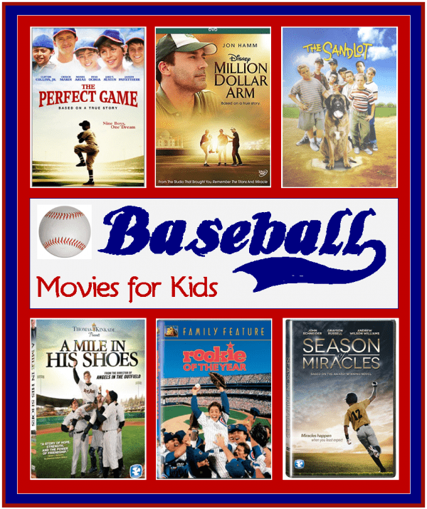 Photo of Baseball Movies for Kids