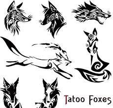 Celtic Fox Art Google Search Fox Tattoo Design Fox Art Fox Tattoo