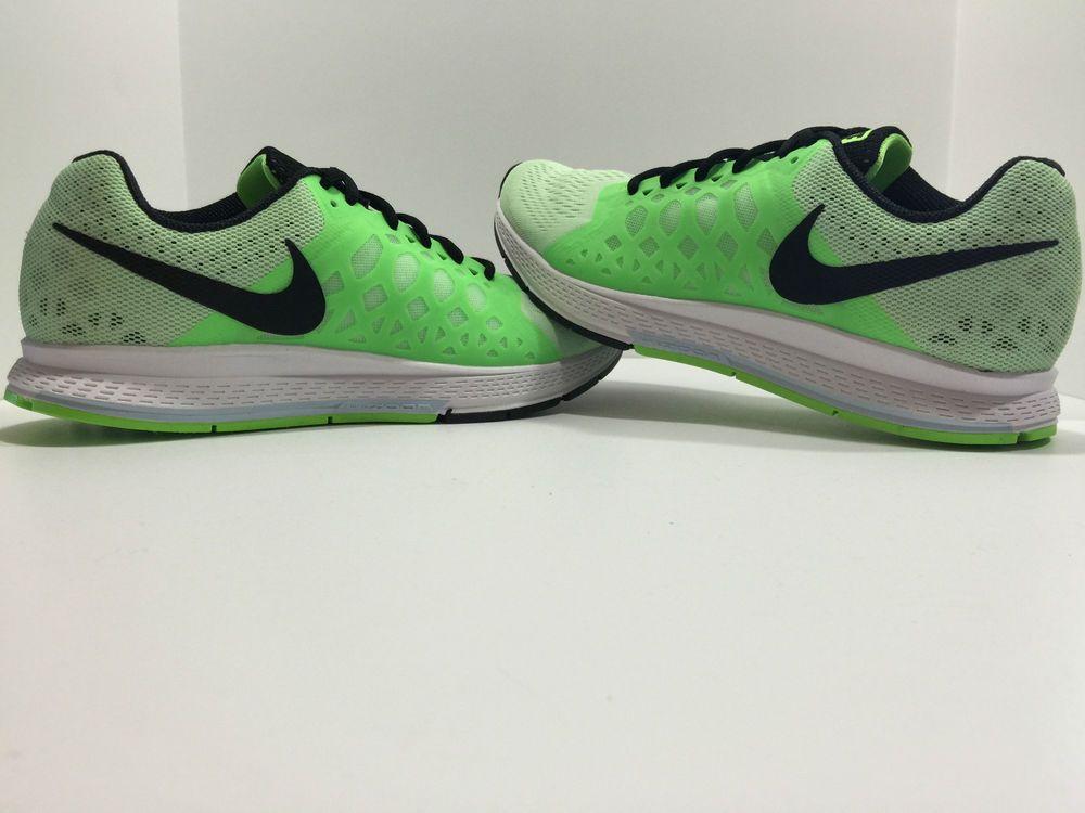 283adfeba26 Womens Nike Air Zoom Pegasus 31 Running Shoes (654486-301) Size 8 Vapor  Green  Nike  Running