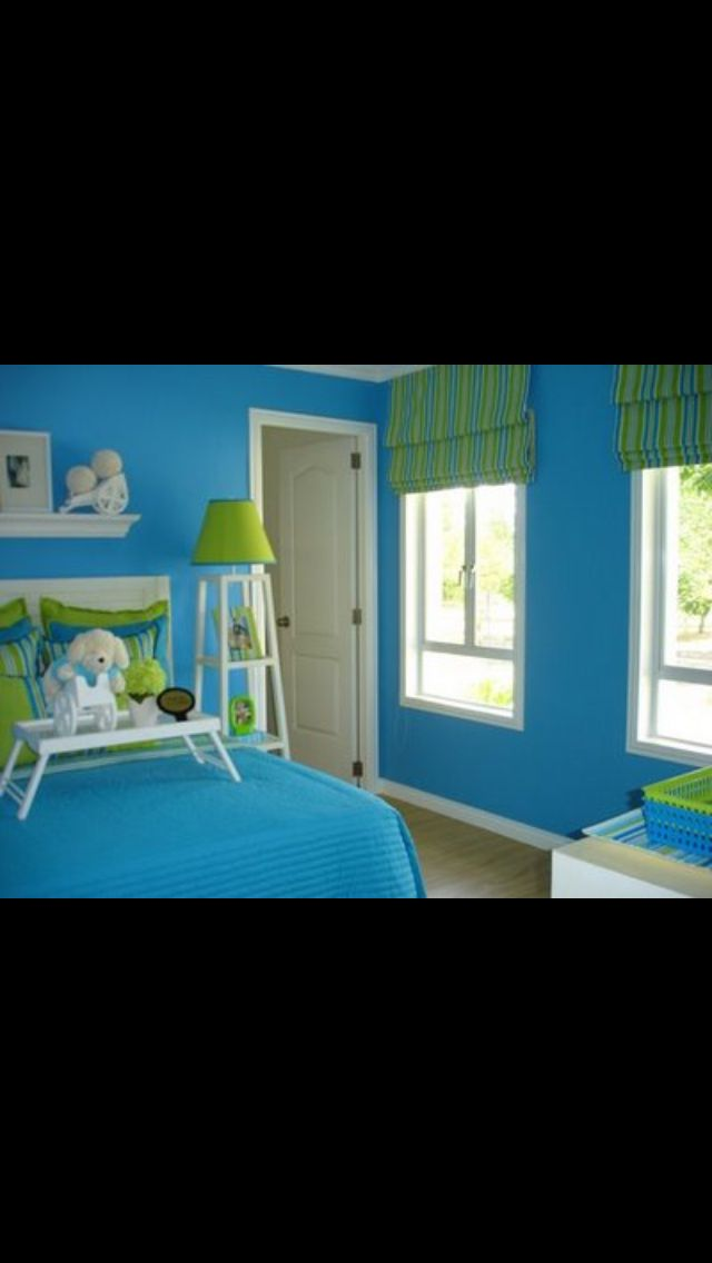 Bedrooms And More Seattle Decor blue and green room   seattle seahawks room   pinterest   green