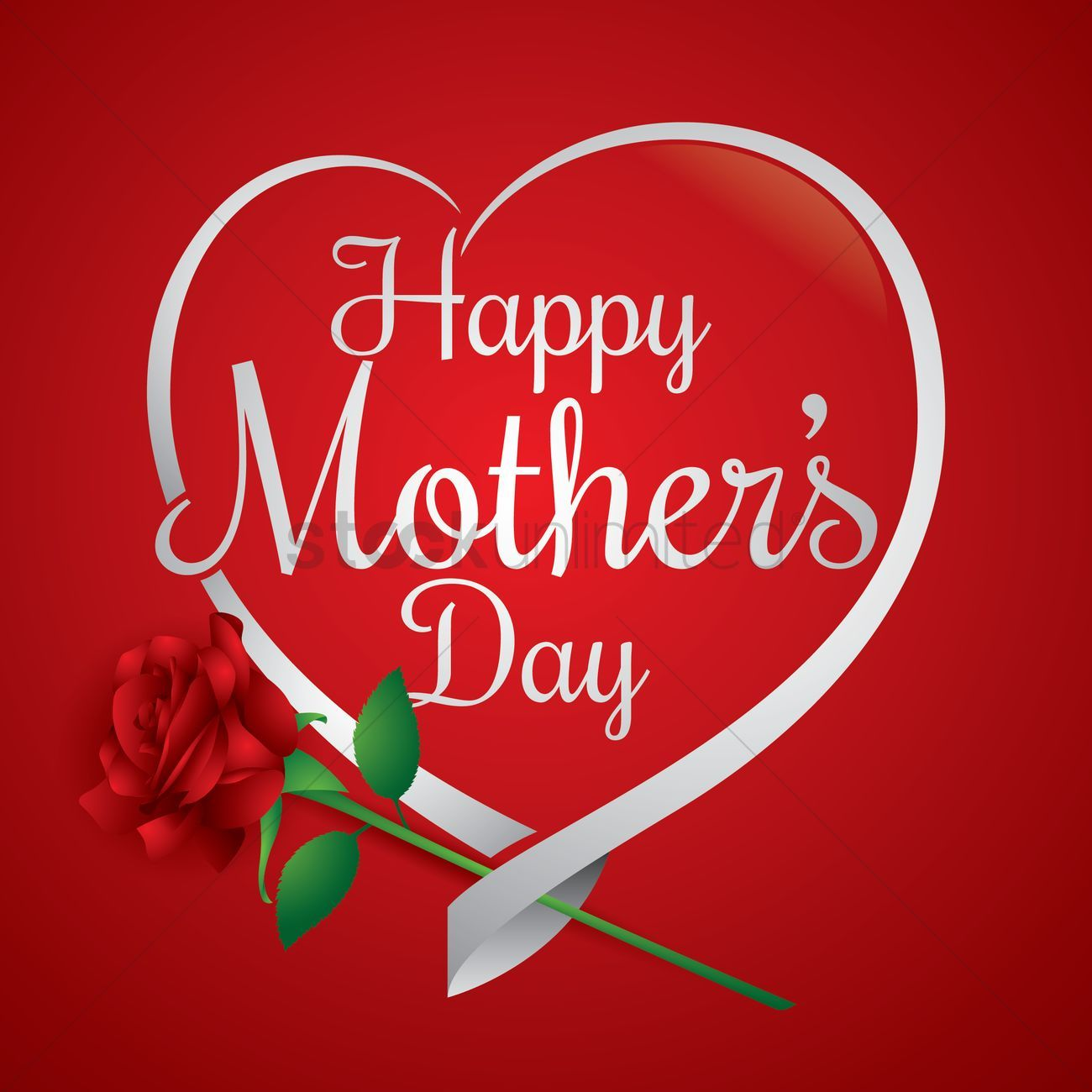 Happy Mothers Day Design Stock Vector Sponsored Day Mothers Happy Vector Happy Mothers Day Pictures Happy Mothers Day Wallpaper Happy Mothers Day