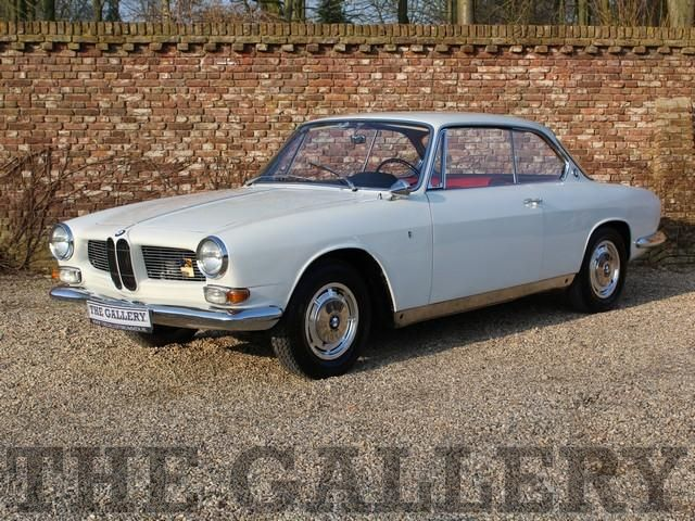 BMW 3200 CS 1 ST SERIES - 1963   Classic cars, Classic, Automobile